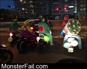 Mario Cart IRL