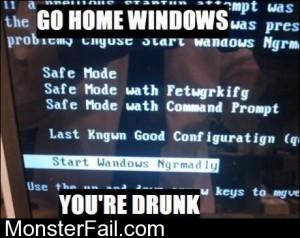 Go Home Windows