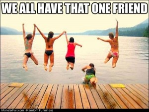 Funny Pics That One Friend