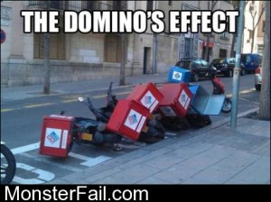 Dominos Effect