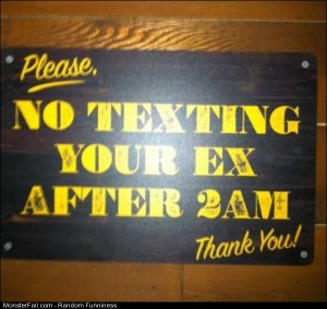 Funny Pics No Texting Please