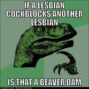 Funny Pics Lesbian Cock