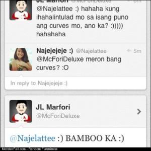WEIRD FRIENDS I EVEN SHIT funny lol filipino twitter