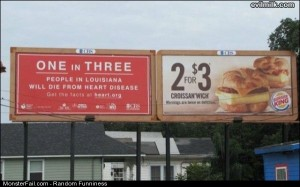 Funny Pics Irony At Its Finest