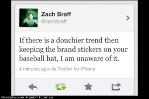 Funny Pics Douchiest Trend