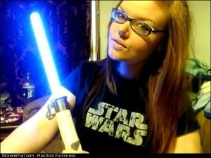 Funny Pics Star Wars Girls 2