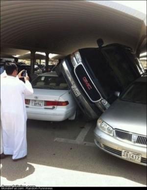 G M C Parking