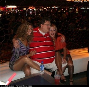 Funny Pics Fat Guy Swag