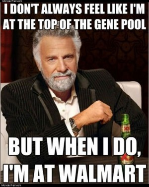 Top of the gene pool