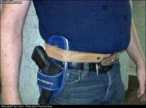 Funny Pics Home Made Holster