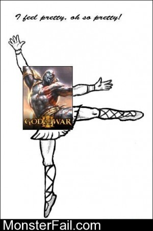 Fabulous Kratos