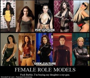 Funny Pics Female Role Models