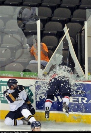 Fail through The Glass