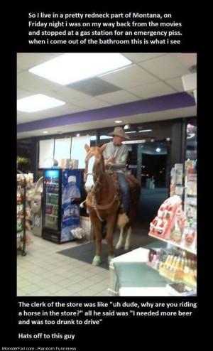 Funny Pics Cowboy