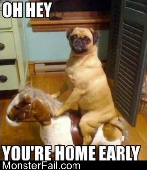 Youre Home Early