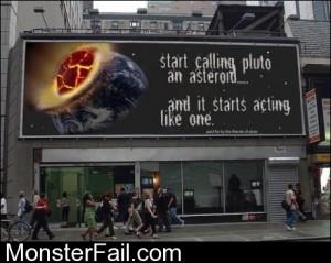 Scumbag Pluto