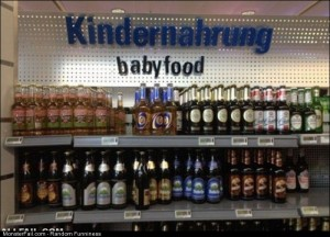Fail baby Food