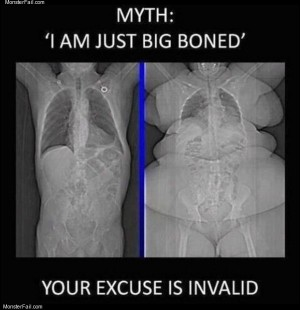 Just big boned