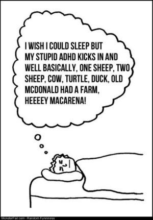 Funny Pics Wish I Could Sleep