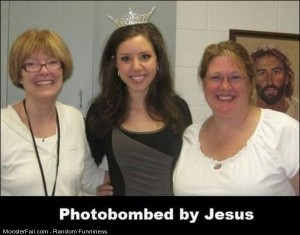 Funny Pics Photobomb Level