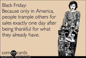 Funny Pics Black Friday