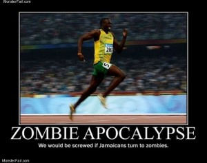Jamaican zombies