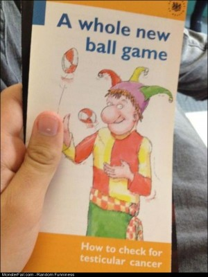 Funny Pics Whole New Ball Game