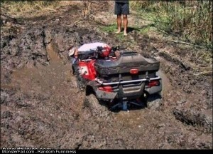 Just A Small Mud Pit