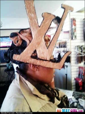 LV Hairstyle Fail or Win