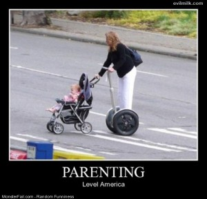 Funny Pics Parenting Level
