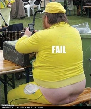 Great fashion fail jokes