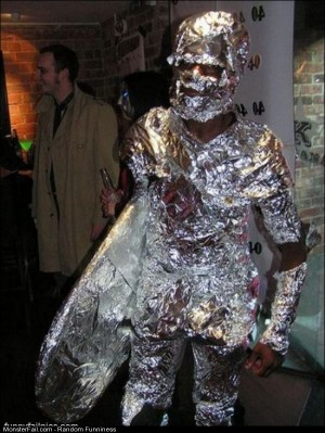 The Tin Foil Man