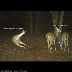 Lol dumbdeer