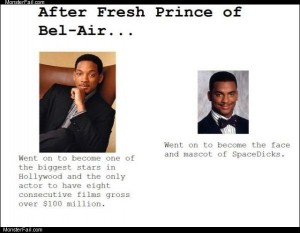 After the fresh prince