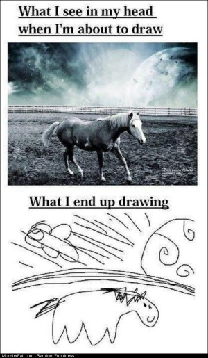 Funny Pics How I Draw