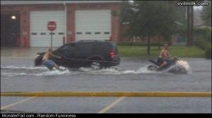 Funny Pics Rainy Days