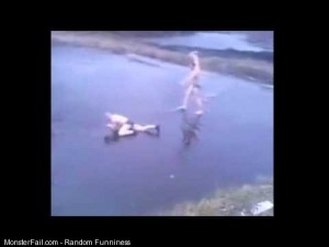 Hilarious diving fail videos