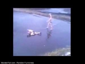 Hilarious diving fail videos
