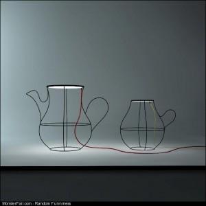 Fail Epoque la de lampe par Dima Loginoff