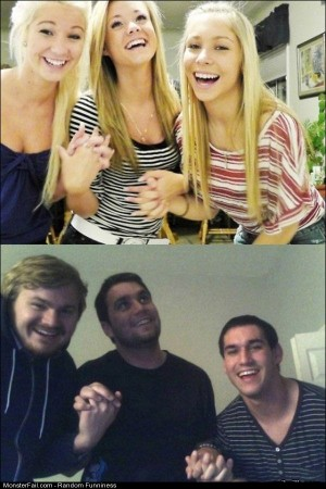 Funny Pics Same Picture