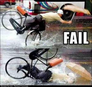 Fail big Time Fail