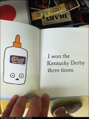 Funny Pics Kentucky Derby