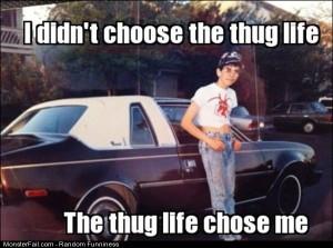 Funny Pics Real Thug