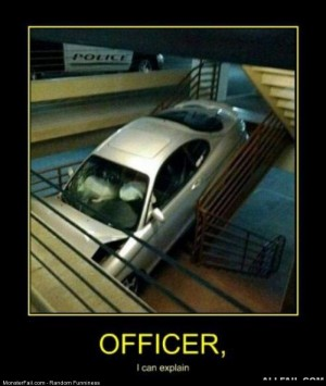 Fail officer