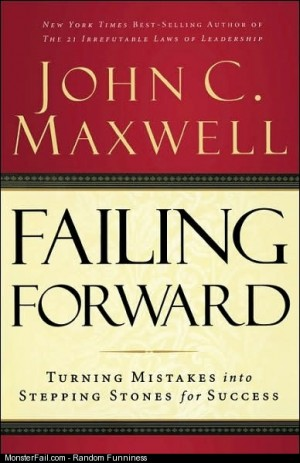 Failing Forward by John C Maxwell