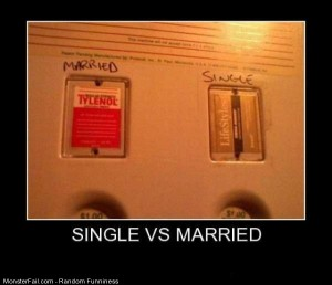 Funny Pics Being Single Vs