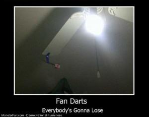 Fan Darts