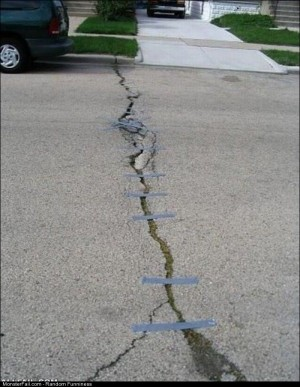 Fail duct Tape Fix
