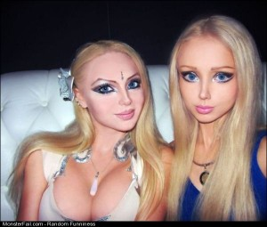 Funny Pics Real Life Barbie An