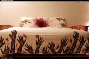 Cool bed setup